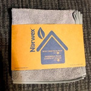 Norwex Body And Face Pack of 3